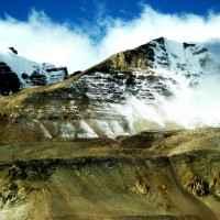 Nahe Leh in Ladakh