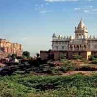 Mehrangarh Fort Jodhpur Rajastan