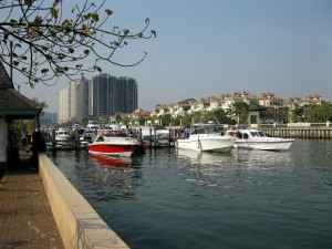 Hafen Jakarta
