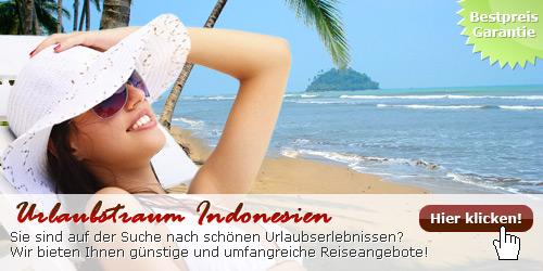 Günstige Indonesien Reisen