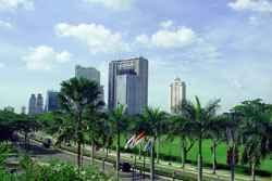 Shopping Indonesien