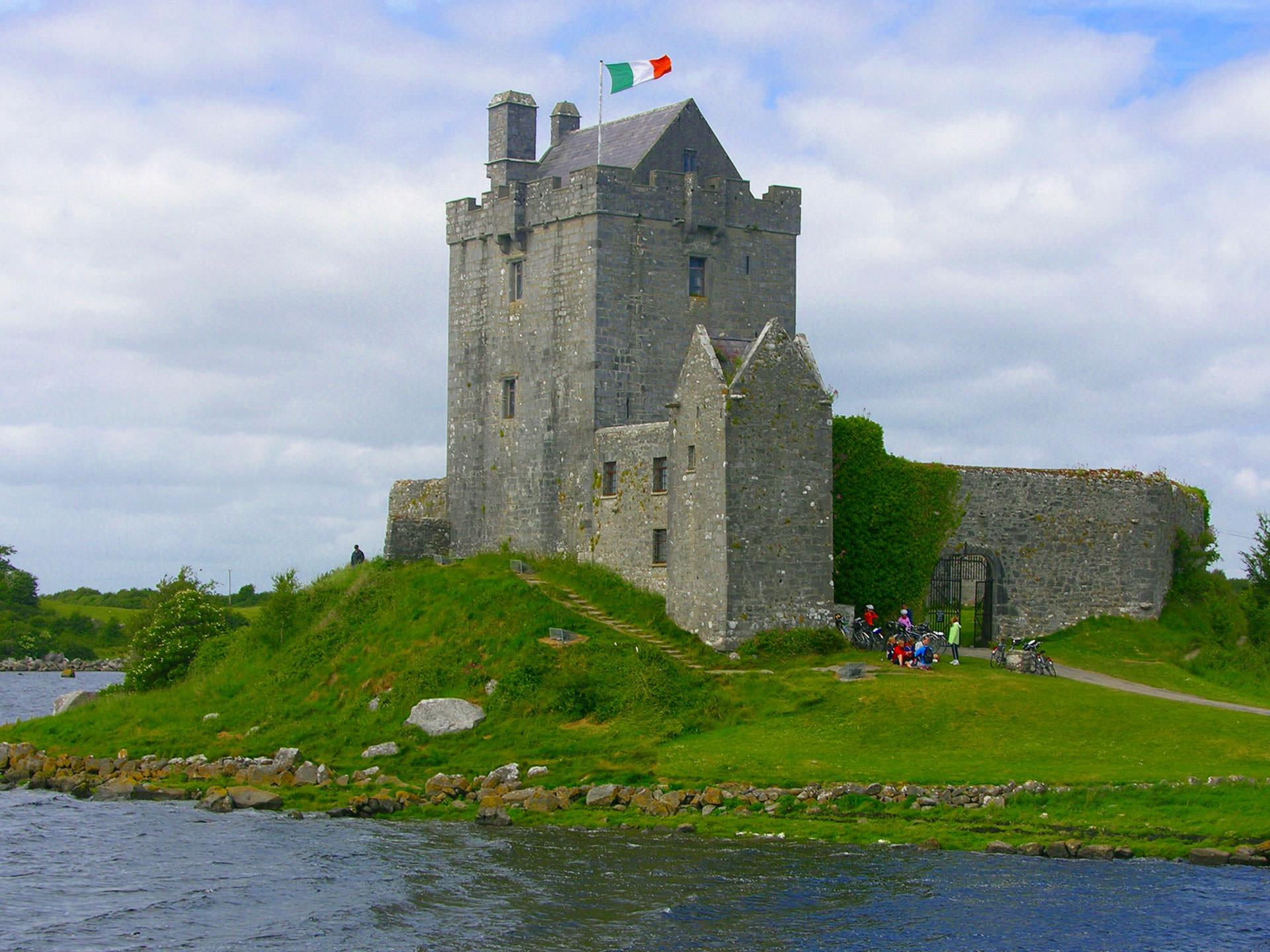danguaire castle co galway