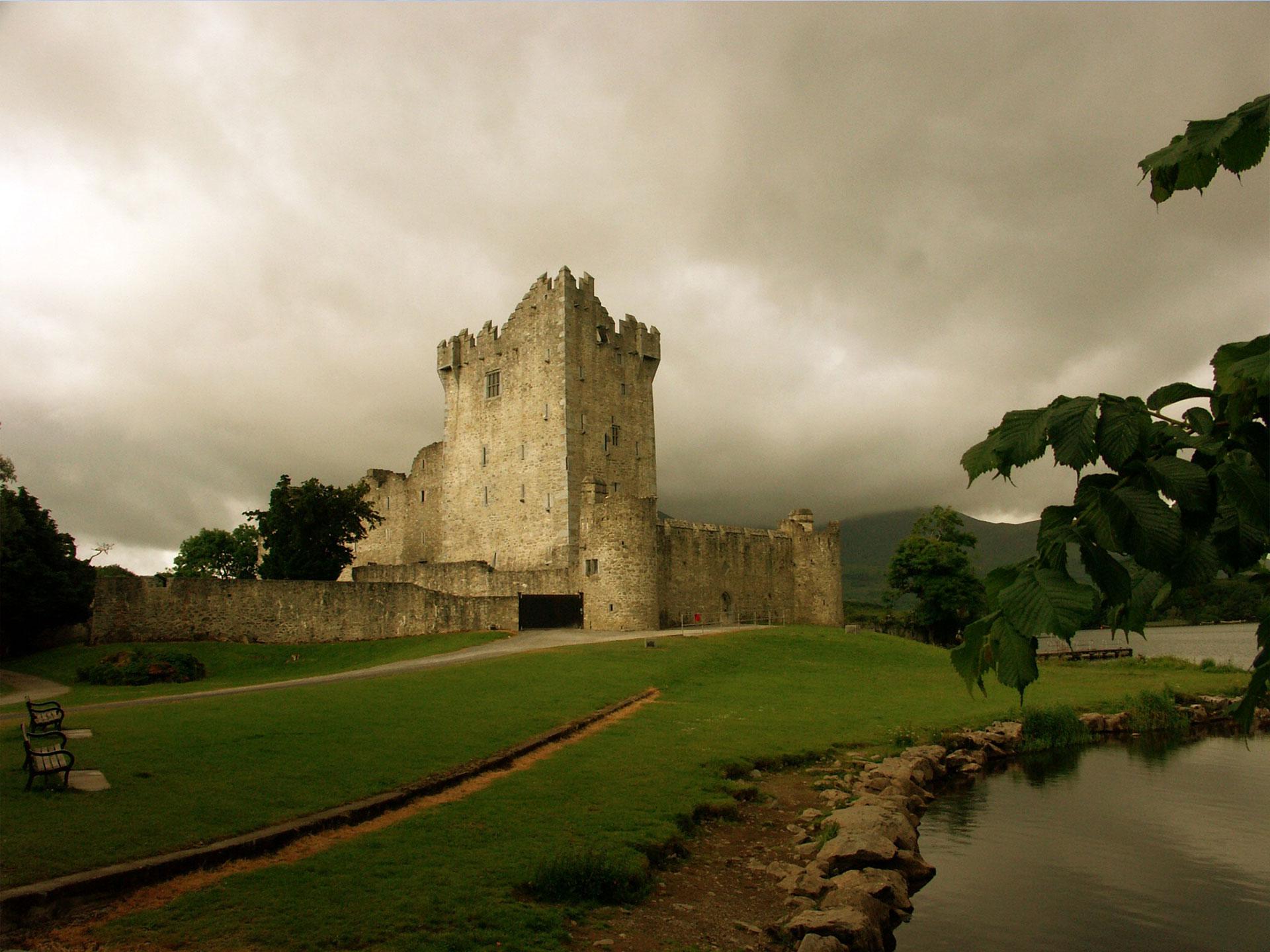 ross castle co kerry