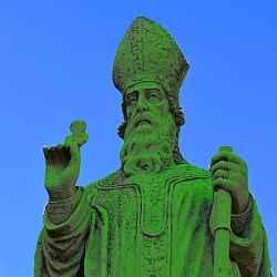Alles in Grün: Am 17. März feiert Irland wieder sich und seinen Nationalheiligen St. Patrick.