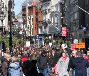 Irlands Bevölkerung im Jahr 2012: Ein multi-kultureller Schmelztigel mit 199 Nationalitäten