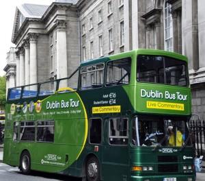 Stadtrundfahrt in Dublin: Von der Initiative