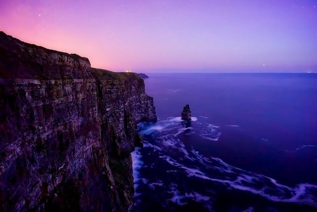 Felsen Irland