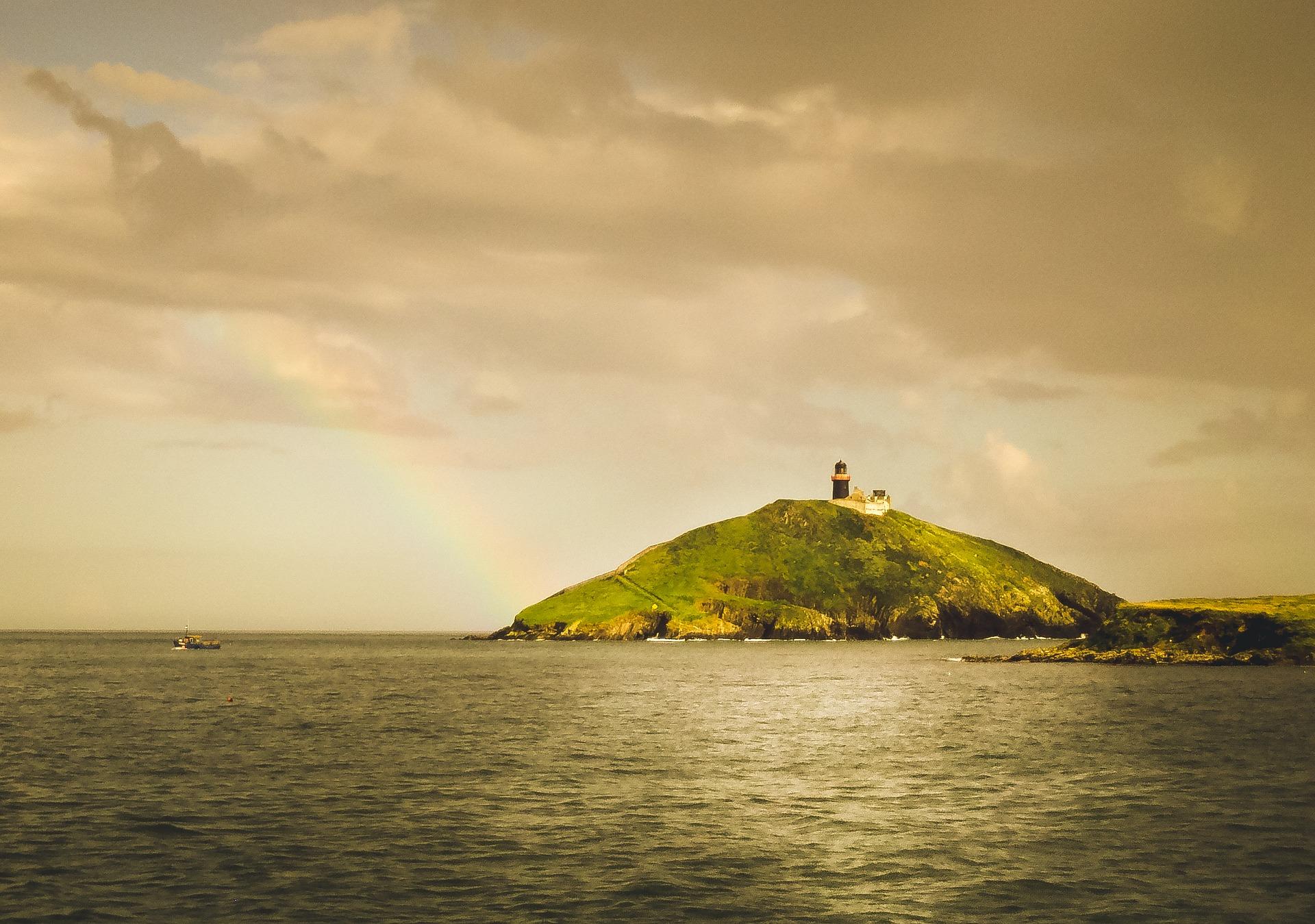Irland Insel