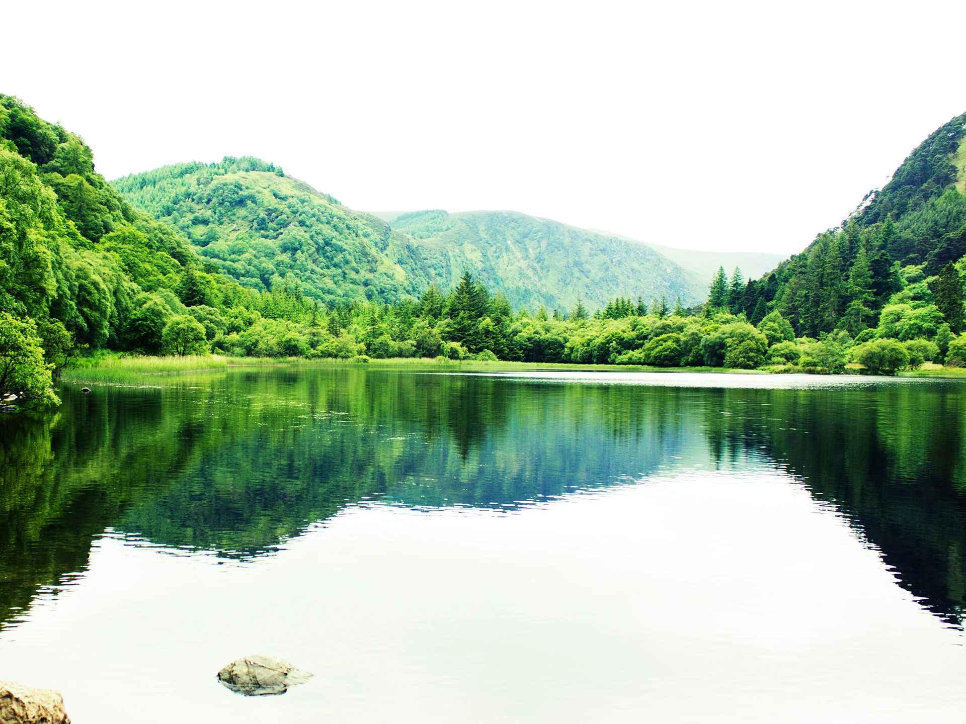 natur see irland