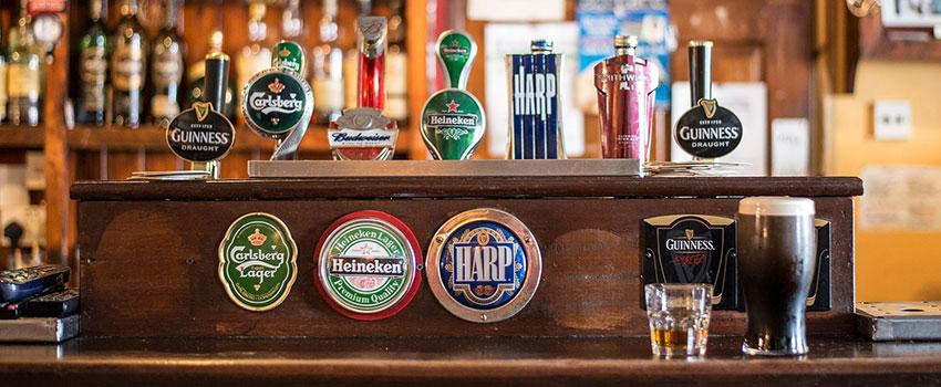 Pubs und Trinkkultur in Irland