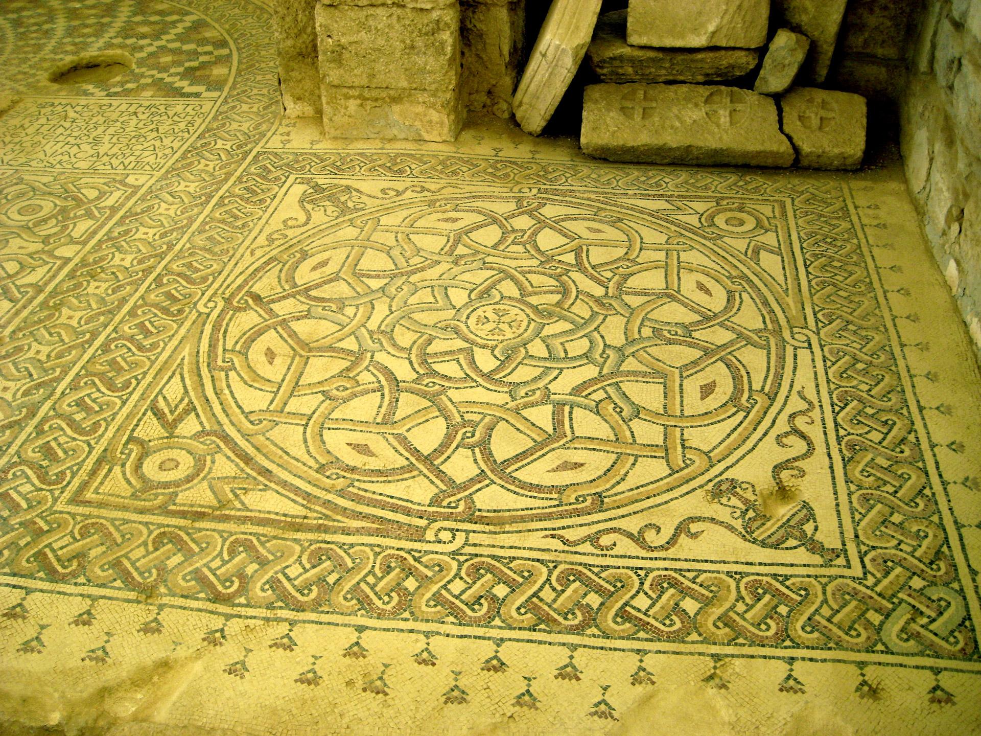 umm er-rasas mosaik
