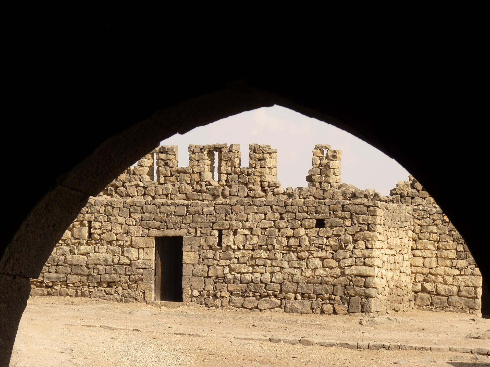 wüstenschloss qasr al-azraq