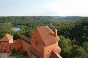 Burg Turaida im Gaujatal