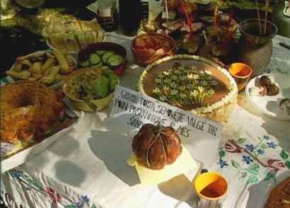 Essen und Trinken in Litauen