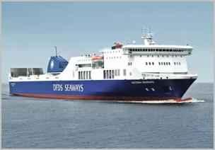 Victoria Seaways Fähre