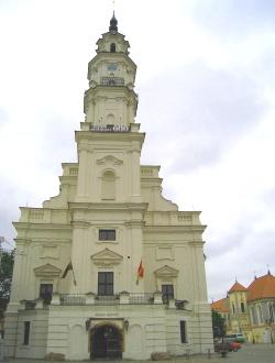 Rathaus in Kaunas