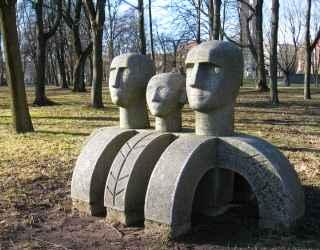 Skulpturenpark Klaipeda