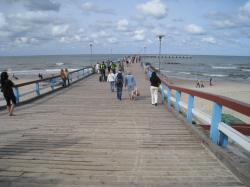 Seebrücke Palanga