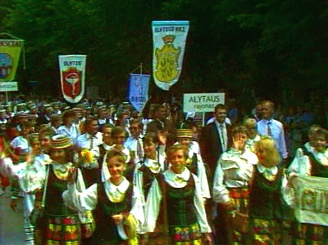 Die regionalen Unterschiede im litauischen Liedgut (c) llkc.lt