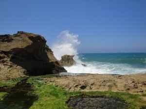 Mittelmeerküste Marokko