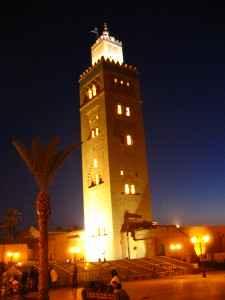 Koutoubia-Moschee