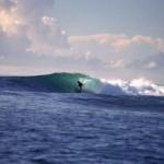 Surfer bei Safi