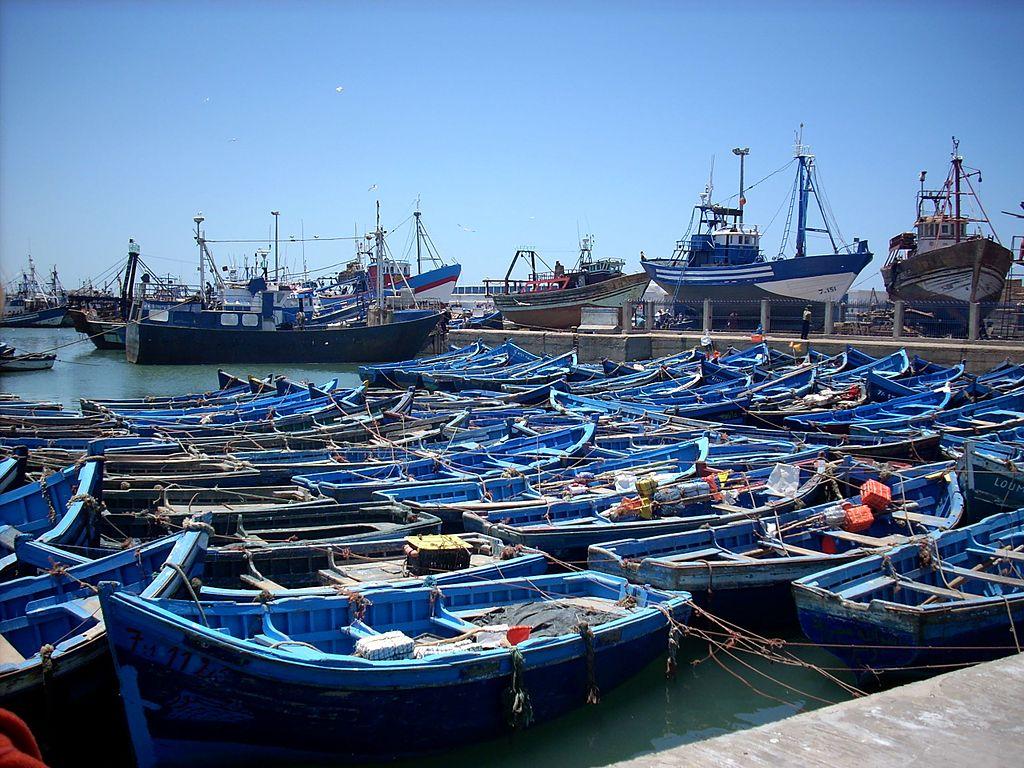 Essaouira Hafen