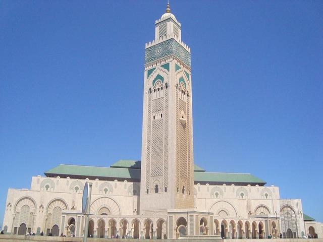 Moschee Hassan II.