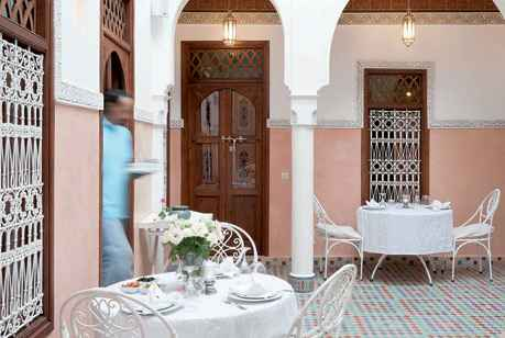 Riad du Rabbin - Patio 2