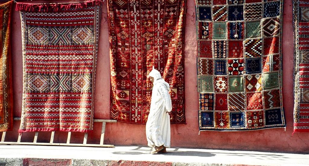 Marrakeschs Kultur