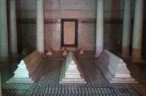 Mausoleum der Saadier-Gräber