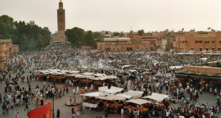 Aktivitäten Marrakesch