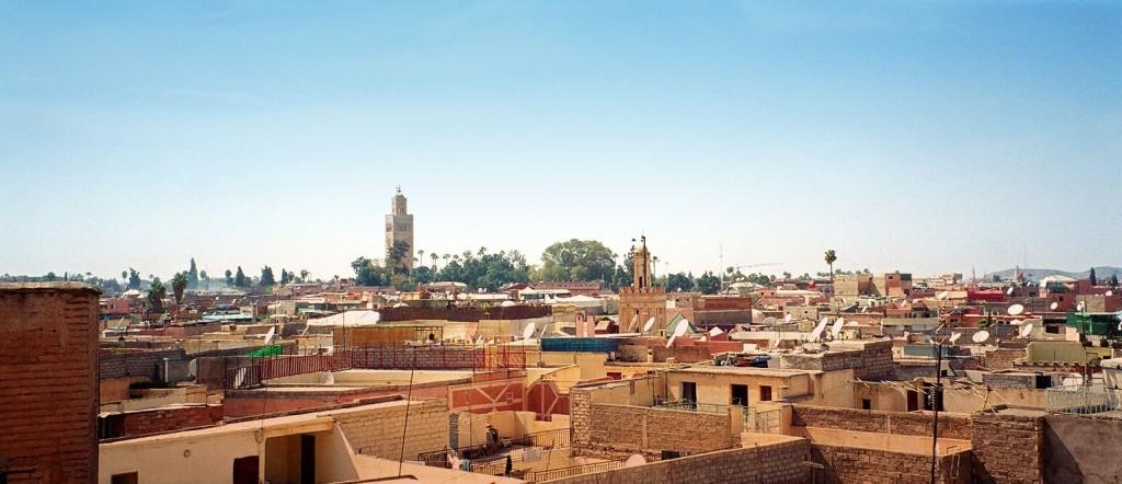 Königsstädte - Marrakesch