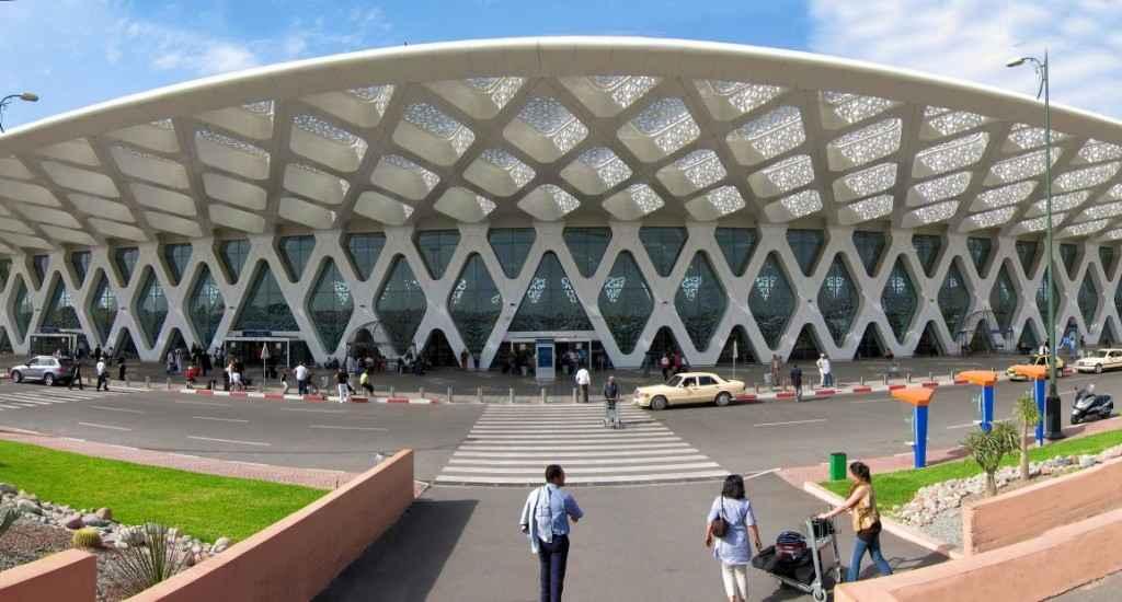 Marrakesch Flughafen