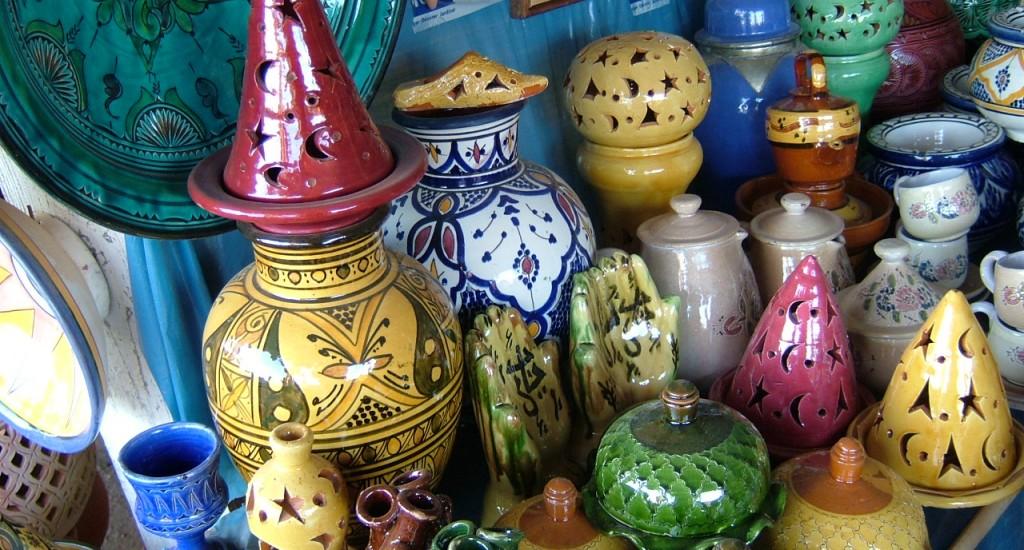 Shopping in Marrakesch