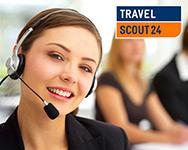 Beratung vom Testsieger - Travelscout24.de