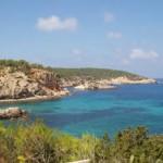 Ibiza-Felsenküste