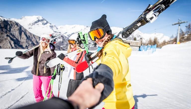 Oberstdorf Skiurlaub