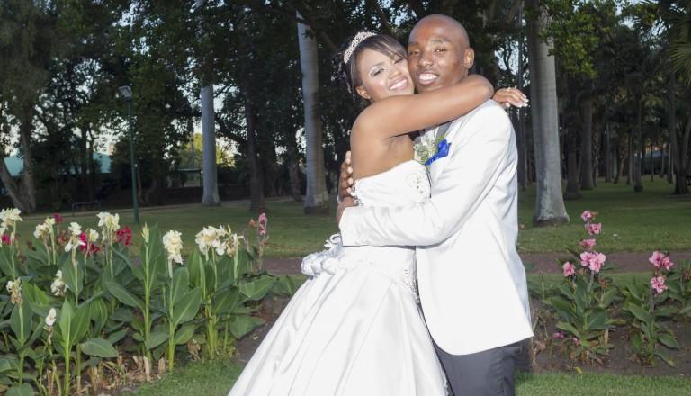 Südafrika Hochzeit