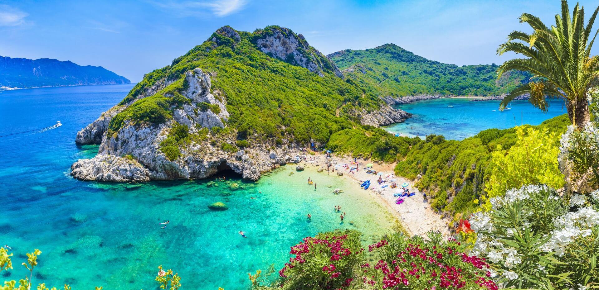 Staedtereisen Griechenland Bucht