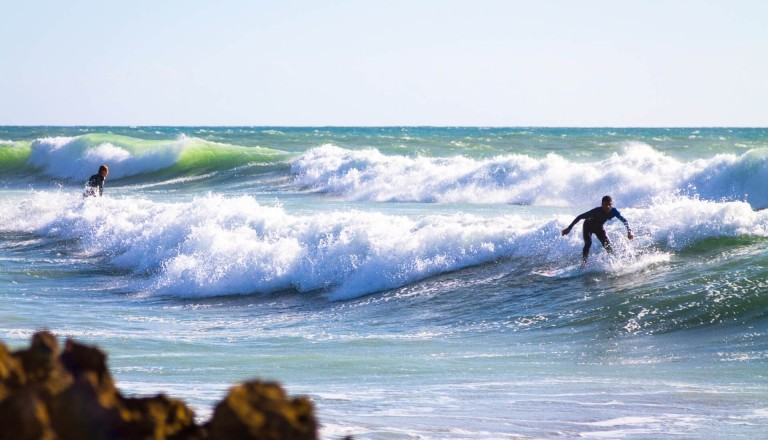 Agadir-Surfen-Wassersport