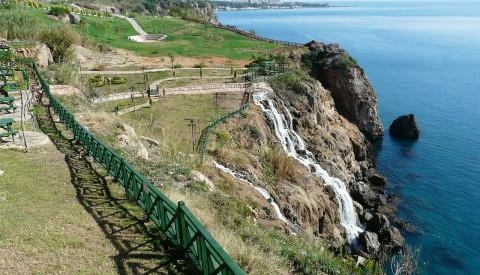 Antalya - Dudenwaterfall