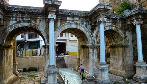 Antalya - Hadrians-gate