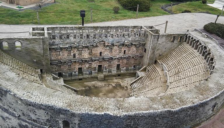Antalya-Theater Aspendos