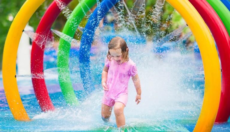 Familienurlaub Aquapark für Kinder