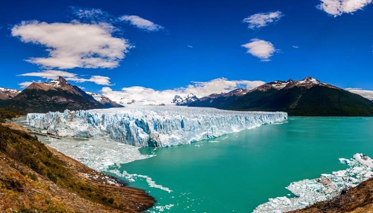 Weltnaturerbe: Der Perito Moreno Gletscher