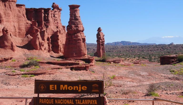 Talampaya Argentinien