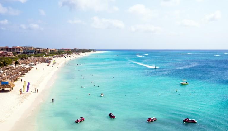 Eagle Beach Reisen nach Aruba