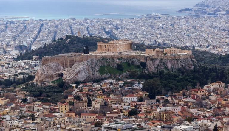 Athen und sein Wahrzeichen - die Akropolis! Städtereisen