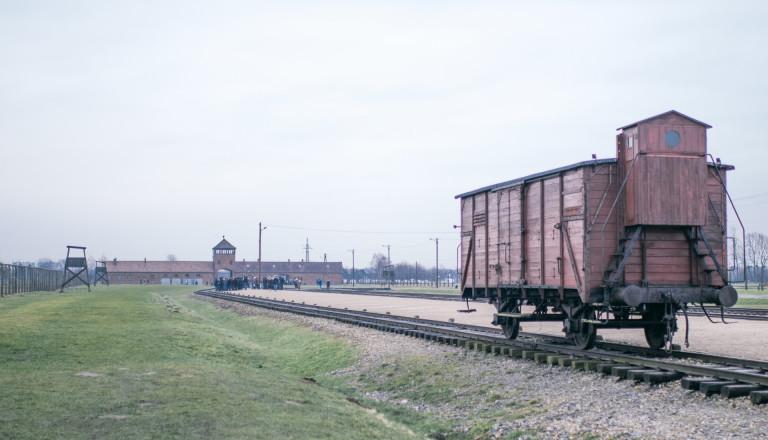 Auschwitz in Polen